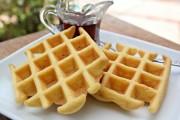 استخدامات الة الوافل للفطور الصباحي