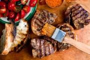 طريقة عمل شرحات لحم مشوية