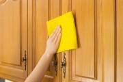 7خطوات لتنظيف بقع المطبخ