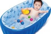 طريقة تنظيف حوض سباحة الطفل الصغير