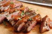 طريقة عمل شرحات اللحم بالطماطم بالصور