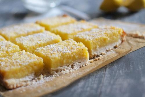 أصابع حلوى الليمون