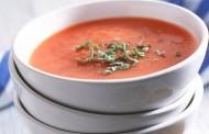 طريقة عمل شوربة الطماطم للرجيم