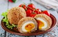 طريقة عمل بيض اسكتلندي بالدجاج