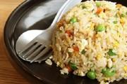 طريقة عمل ارز بالخضار و الكاري