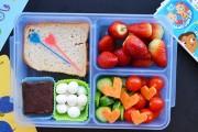 أفضل الأطعمة لـ وجبات الاطفال للمدرسة