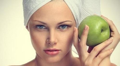 5 فوائد لـ غسل البشرة بخل التفاح