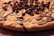 طريقة عمل كيكة الكوكيز بقطع الشوكولاتة