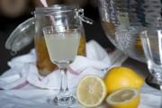طريقة عمل شراب الليمون وجوزة الطيب