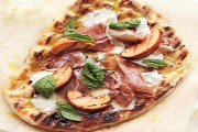 طريقة عمل بيتزا الجبن بالدراق