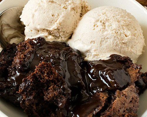 بودينج الشوكولاتة