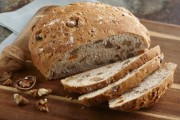 خبز الجوز بالطحين الاسمر بالصور