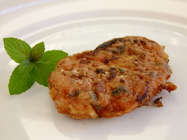 طريقة عمل كوتليت اللحم او البرجر الروسي