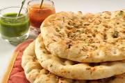 اشهر انواع الخبز الهندي بالصور