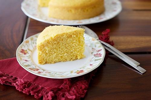 الكيكة الصفراء