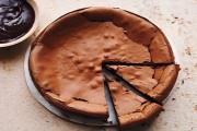 كيكة الاسبرسو والشوكولاتة بدون طحين