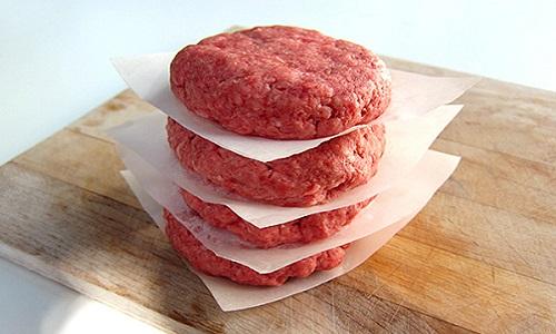 برجر اللحم البيتي