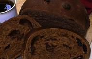 خبز بالزبيب والشوكولاته بالصور