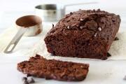 خبز بالكوسا والشوكولاتة