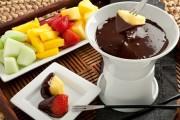 فوندو الشوكولاتة بالصور