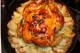 صينية دجاج بالبطاطس بالفرن بالصور