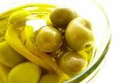 تخليل الزيتون الاخضر بطريقة صحيحة
