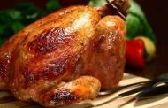 الدجاج المحمر بصلصة الصويا