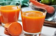 سموثي البرتقال والجزر المنعش