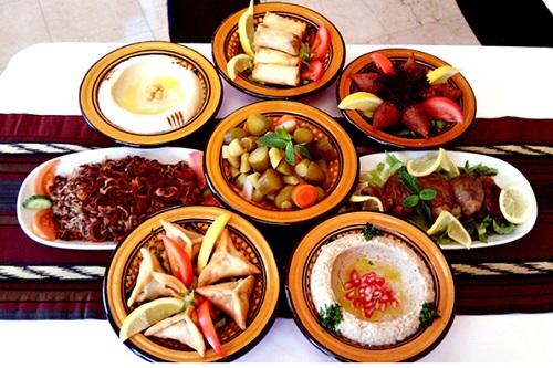اكلات عربية جديدة سريعة بالصور