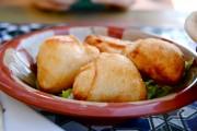 طريقة عمل سمبوسك بالخضار وصفة رمضانية