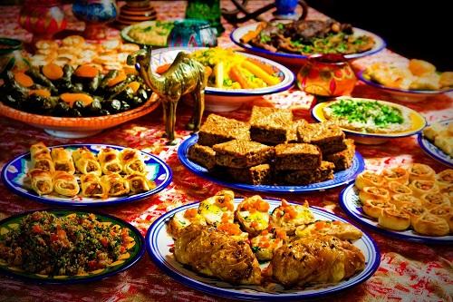 اطيب الاكلات العربية بالصور