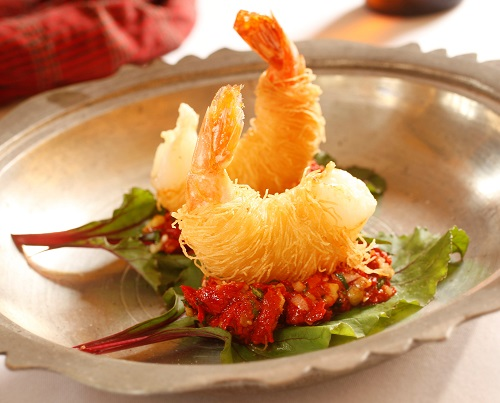 اكلات روبيان بالصور 10 وصفات