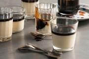 حليب الصويا بالقهوة