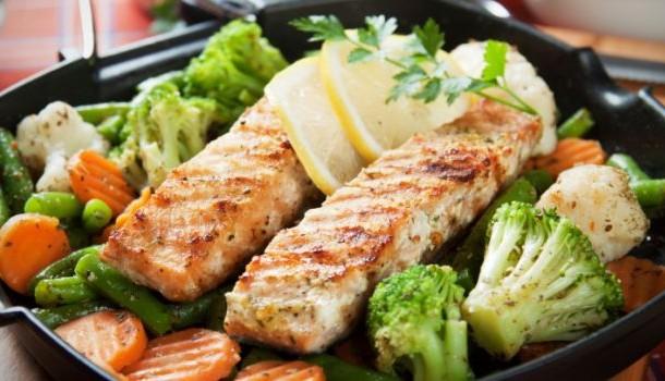 اكلات سمك سهلة وسريعة بالصور
