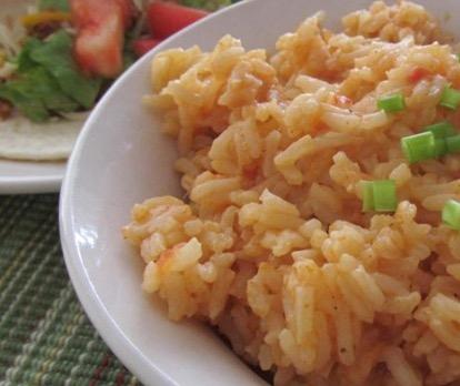 طريقة عمل الرز الامريكي الاحمر
