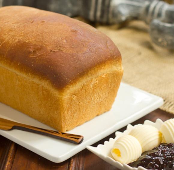 طريقة عمل رغيف الخبز بالبطاطا البوريه