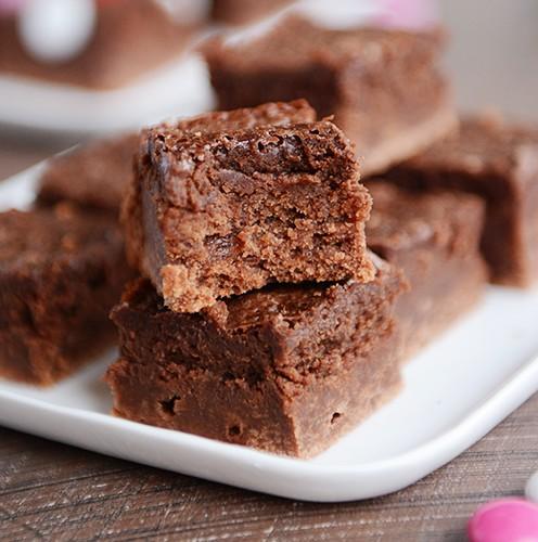 براونيز بصوص الشوكولاته