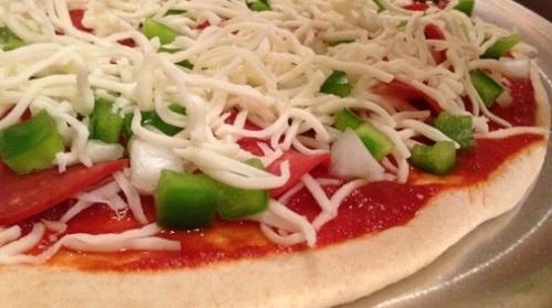 طريقة عمل احلى بيتزا بالصور