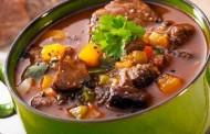 طريقة طبخ لحم البقر بالخضار