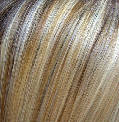 لون الشعر