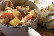 طريقة عمل يخنة البطاطا باللحمة المفرومة