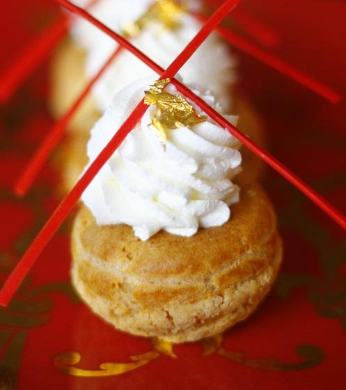 حلوى الشو على الطريقة الباريسية