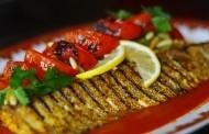 طريقة عمل سمك مشوي اماراتي اصلي