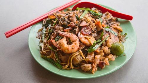 اكلات سنغافورة
