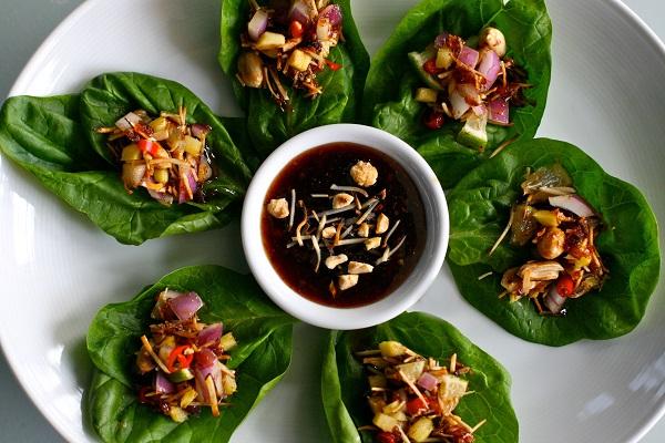 اكلات تايلندية مشهورة بالصور