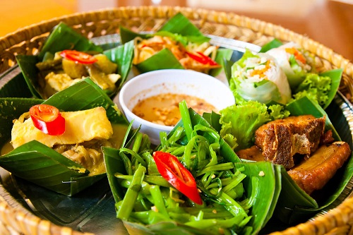 اكلات كمبوديا المشهورة