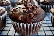 طريقة عمل مافن الشوكولاته السهل