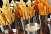 وصفة البطاطس المقلية المقرمشة