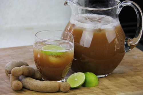 عصير التمر الهندي في رمضان