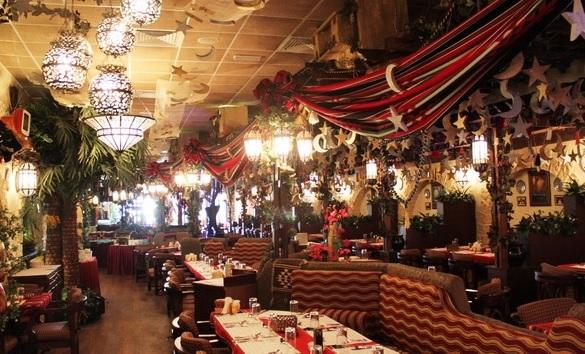 المطاعم العربية في شيكاغو سائح
